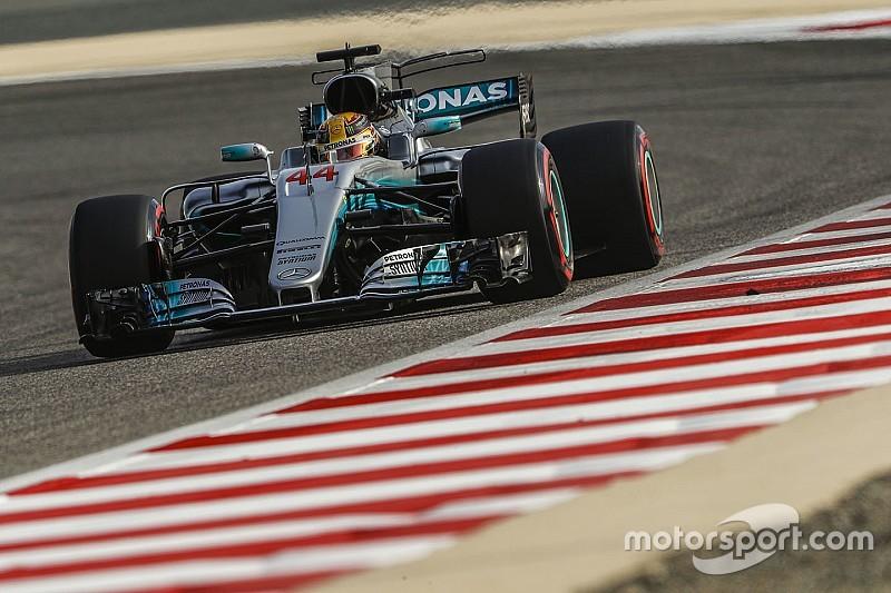 Mercedes попробует решить проблемы с шинами на тестах в Бахрейне