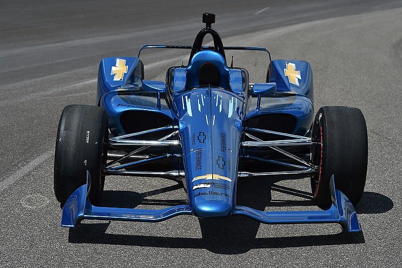 Dallara começa produção dos novos chassis da Indy