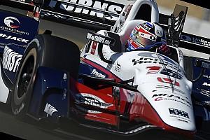 IndyCar Crónica de entrenamientos Rahal manda en el warm-up en Sonoma y Muñoz en noveno