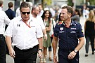 Formula 1 McLaren open to compromise on special payment