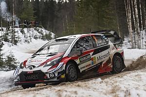 Tanak aumenta su ventaja en Suecia y la emoción pasa al 2º puesto