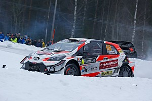 Gronholm calls time on WRC career after Sweden outing