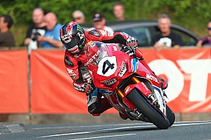 Hutchinson, Johnson to lead Honda's TT assault