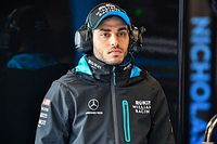 Liveblog: Nissany vervangt Russell tijdens VT1 Bahrein