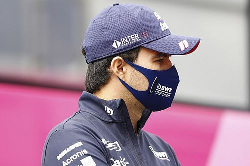 Perez could return at Silverstone after completing quarantine