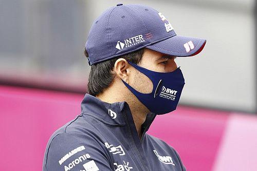 Pérez completa quarentena, mas depende de teste negativo para correr no GP dos 70 Anos