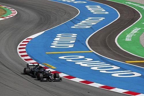 西班牙大奖赛FP3:汉密尔顿继续领先博塔斯,奥康撞墙