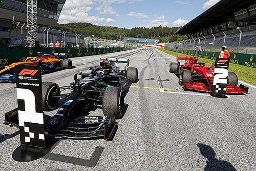 Анализ: гонка в Австрии не раскрыла истинной силы Mercedes и Ferrari