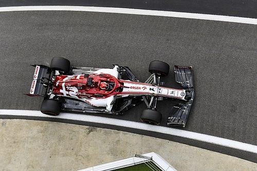 Raikkonen quebra recorde de Schumacher durante GP dos 70 Anos e se torna o piloto com maior número de voltas completadas na F1