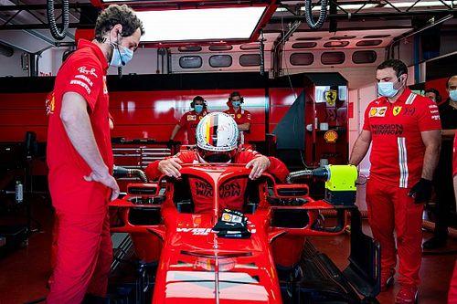 Vettel powinien jak najszybciej opuścić Ferrari
