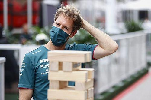 Trudny wyścig przed Vettelem