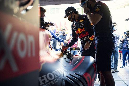 Así será el horario del showrun de Red Bull y Pérez en México