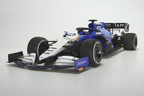 Análise técnica: os detalhes que chamam a atenção no novo carro da Williams