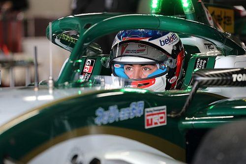 """Alesi grateful for """"special"""" TOM'S Super Formula chance"""