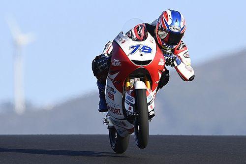Moto3タイトル獲得なるか? 小椋藍「レースを楽しむ準備は出来ている」