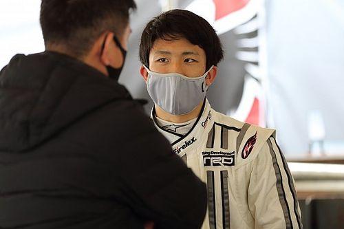 Tsuboi Targetkan Menang sejak Balapan Pertama Super GT 2021