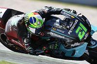 "MotoGPカタルニア予選:ヤマハ""超""好調! モルビデリ初ポール&ロッシ3番手"