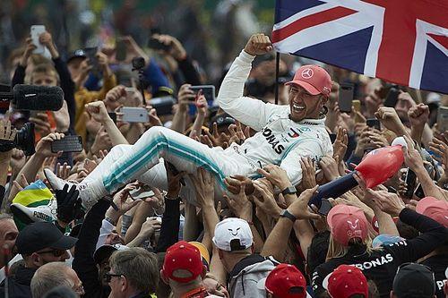 Hamilton heeft twijfels over terugkeer publiek op Silverstone