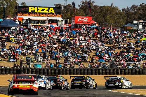 Queensland Raceway to host next Supercars round
