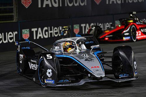 Vandoorne vindt dat Formule E 'amateuristische' indruk maakte in Londen