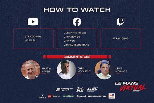 Le Mans Virtual Series est à suivre en direct