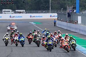 Tailandia, galardonado como el mejor gran premio de MotoGP en 2018