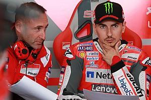 Lorenzo auf P13 beim Ducati-Abschied: