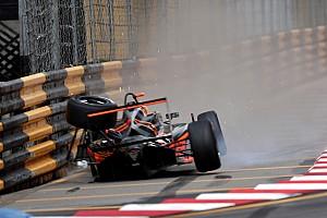 VAR, Floersch'in Macau'daki kazası sonrası çalınan araç parçalarını geri aldı