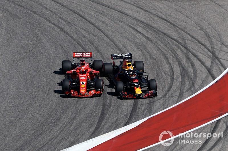 Vettel nach Kollision kleinlaut: Habe das Team im Stich gelassen ...