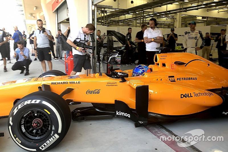 Alonso: Unplanned V8 reunion showed F1