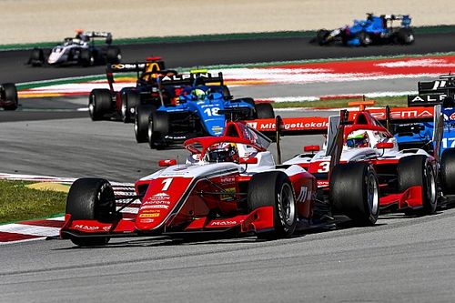 Formula 3 brings next round forward after Turkey cancellation