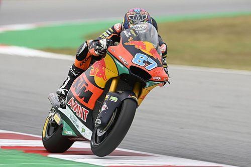 Moto2, Barcellona, Libere 3: zampata di Gardner, Bezzecchi sesto