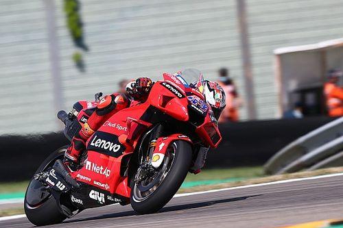 Duo Ducati Belum Tunjukkan Level Sesungguhnya