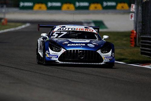 Monza DTM: Mercedes sets Friday practice pace, Albon third