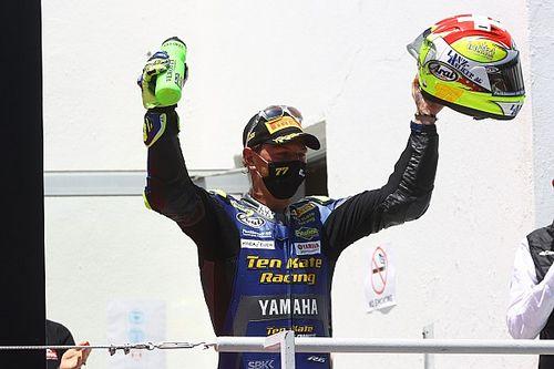 Hasil Race 2 WSSP Italia: Long Lap Gagalkan Odendaal Raih Kemenangan