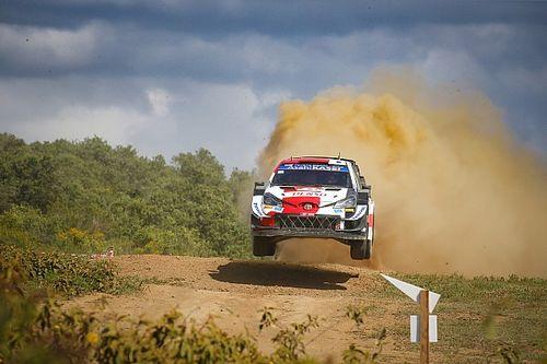 Safari WRC: Ogier edges Rovanpera in Kenya Super Special