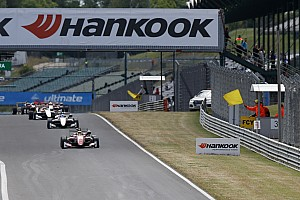 F3 Europe Breaking news F3 keen on full-course yellow after Hungary debut