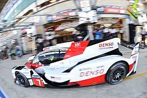 Le Mans Race report Le Mans 24 Jam: Toyota pimpin Porsche setelah empat jam