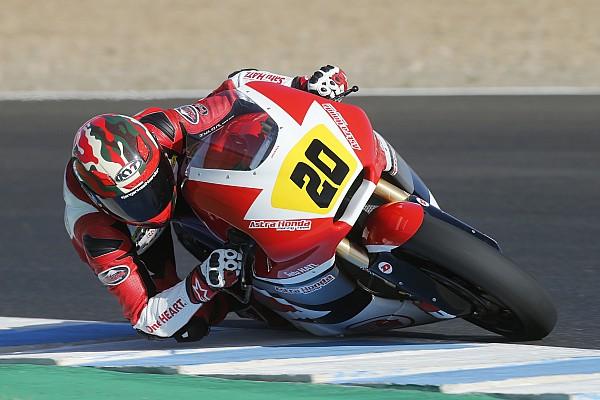 CEV Race report CEV Moto2 Jerez: Dimas Ekky finis keempat