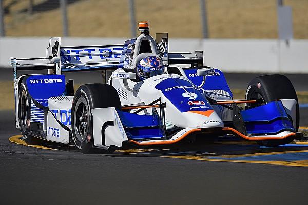 IndyCar 予選6番手のディクソン「足りない部分もあるけど、それを乗り越える」