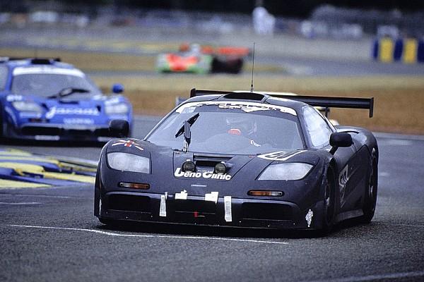 WEC McLaren has