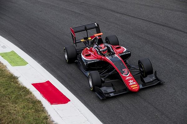 GP3 Raceverslag GP3 Monza: Russell wint gevecht met teamgenoten
