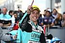 Moto2 Joan Mir correrá el año que viene en Moto2 con el equipo Marc VDS