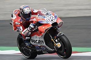 MotoGP Gara Dovizioso resiste a Marquez e fa bis per la Ducati al Red Bull Ring