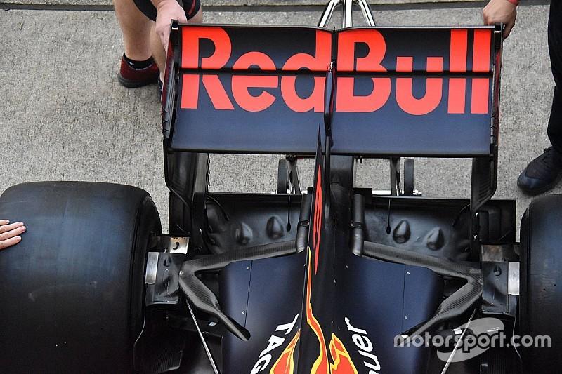 Red Bull: le... gocce sul diffusore sono dei generatori di vortice