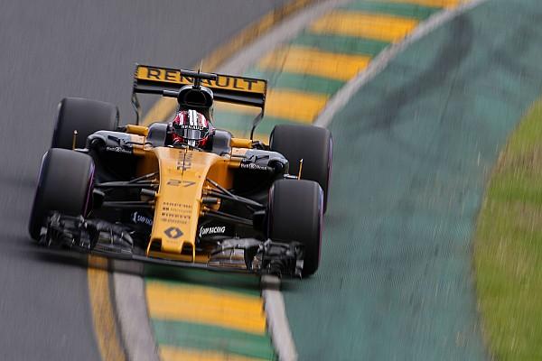 Nico Hülkenberg beim F1-Auftakt:
