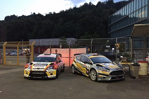 Rallye du Tessin: Gilardoni s'adjuge la première épreuve spéciale