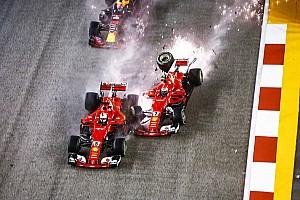 Forma-1 Motorsport.com hírek Kockáról kockára a botrányos F1-es rajt Szingapúrból