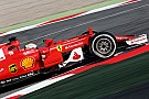 Barcelona F1 test: Vettel on top as Red Bull, McLaren hit trouble