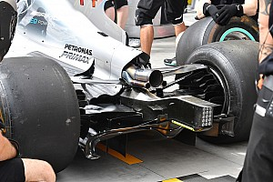 VIDEO: Raungan pertama mesin F1 Mercedes W09
